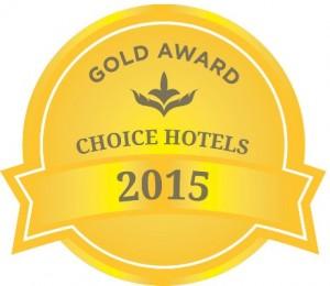 2015 Gold Award